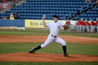 Chad Martin, Staten Island Yankees vs. Lowell Spinners