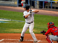 Drew Bridges, Staten Island Yankees vs. Lowell Spinners