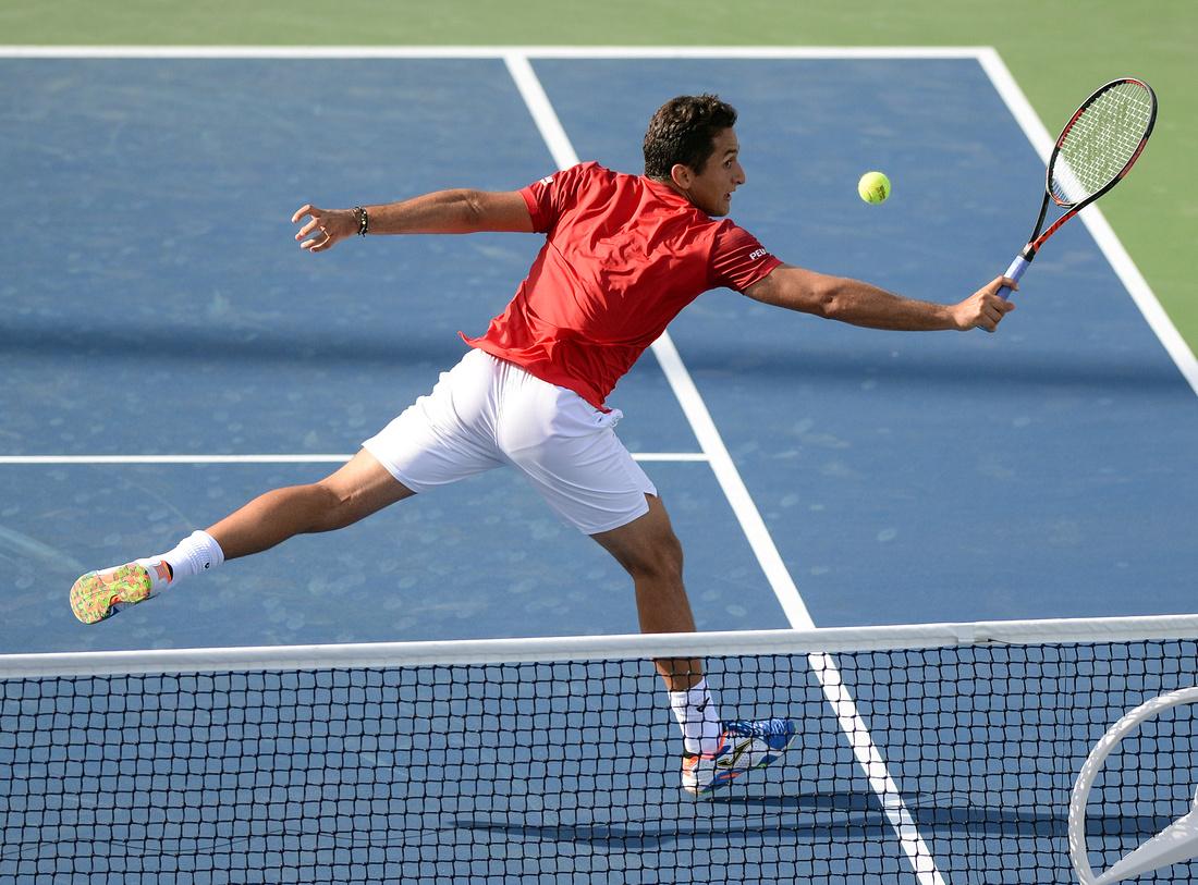 Nicolas Almagro, 2016 US Open