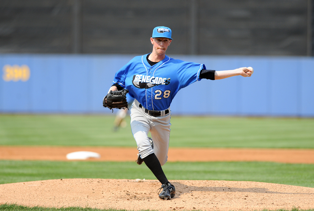 Travis Ott, Hudson Valley Renegades