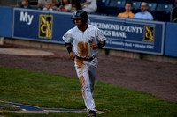 Dom Thompson-Williams, Staten Island Yankees vs. Lowell Spinners