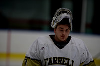 Boys' varsity hockey: Monsignor Farrell vs. Iona Prep