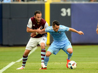 Jack Harrison, MLS: New York City FC vs. Colorado Rapids